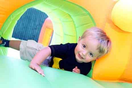 Tigers Indoor Play - Kids Soft Play Entry For Two  - Save 64%