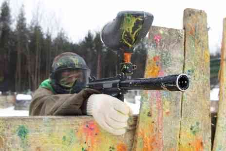 Reaper Paintball - Paintball With Lunch - Save 79%