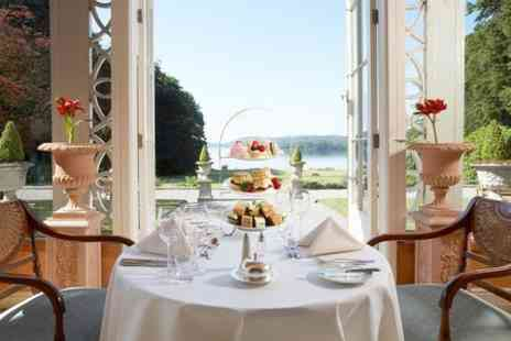 Storrs Hall Hotel - Champagne Afternoon Tea For Two - Save 48%