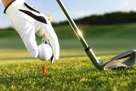 The Far Grange Park and Golf Club - Day of Golf with Full English Breakfast for One  - Save 65%