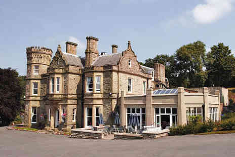 Hollin Hall Hotel - Elegant Victorian Country House Hotel - Save 54%