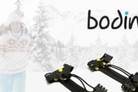 Bodini - One Pairs of Ice Grips for Shoes - Save 72%
