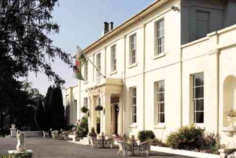 St Mellons Hotel - South Glamorgan Spa Day with Massage or Facial - Save 44%