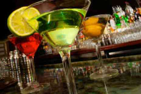 Mojo Bar - Four Cocktails with Nibbles - Save 60%