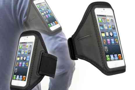Londeal UK - Sports Armband Strap Pouch Case For Apple iPhone 5 5G - Save 85%