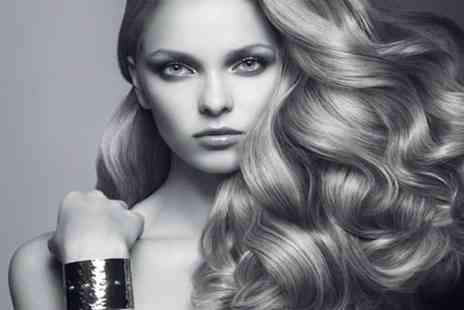 Lynda - Cut colour or highlights luxurious deep conditioning treatment and a scalp massage - Save 72%