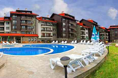 Sizzling Planet Travel - Bansko Ski Holiday For Two - Save 29%