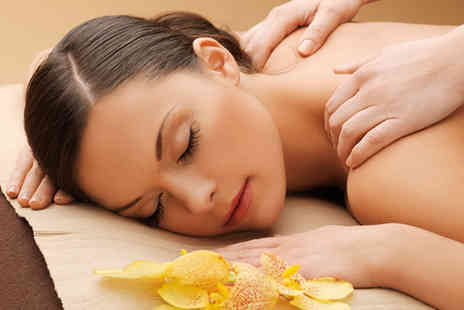 Angel Sourced Holistics - Aura cleanse or back neck & shoulder massage - Save 55%