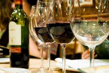 Merchant City Wine Tasting - Entry for 1 person to a wine tasting class - Save 66%