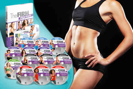 Home Shopping Mall - Firm Express 30 day home fitness programme DVD - Save 56%