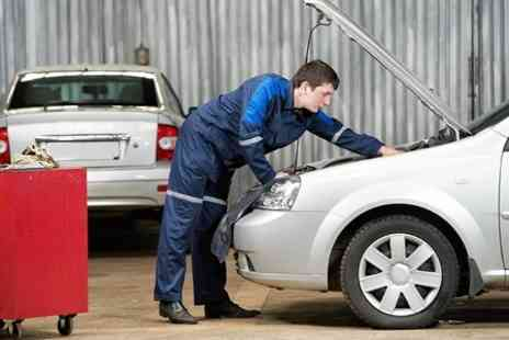 automotive repair company limited - 54 Point Car Check Plus Oil and Filter Change - Save 73%