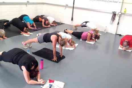 Final Phase Fit Camp - 12 Boot Camp Sessions Plus One Month Nutrition Plan - Save 90%