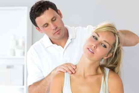 Target Health - Chiropractic Consultation With Treatment  - Save 47%