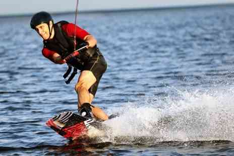 Quayside Wakeboard & Waterski - Wakeboarding or Waterskiing - Save 69%