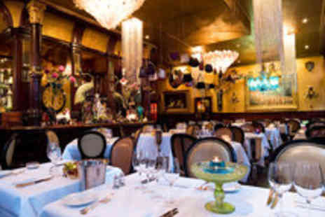 Les Trois Garçons - Six Course French and Asian Fusion Tasting Menu for Two - Save 50%