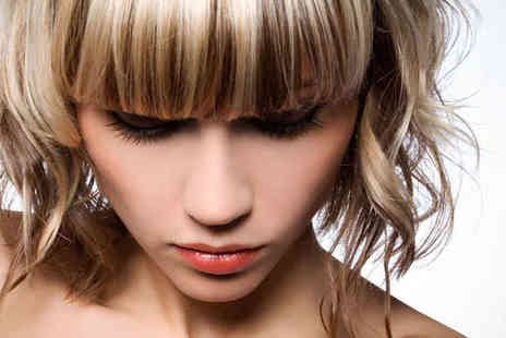 SergioPascal Hair Lounge - One Haircut and Blow Dry Appointment - Save 50%