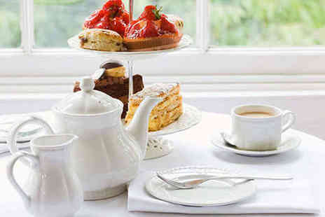 Mercure Wolverhampton Goldthorn Hotel - Winter Afternoon Tea for Two - Save 55%