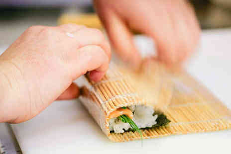 feng sushi - Sushi Making Class for One - Save 51%