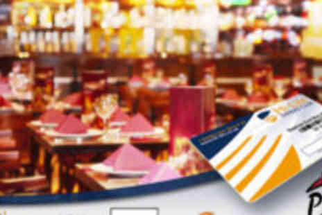 Hi-Life Diners Club Card - One year of restaurant savings - Save 64%