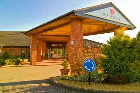 Ramada Grantham - One Night For Two With Breakfast - Save 56%