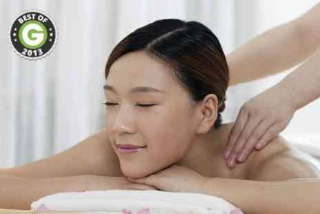 BodyWell Group - Full Body Deep Tissue Massage - Save 76%