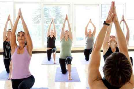Training Temple - Five Sessions Hot Yoga - Save 71%