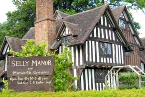 Selly Manor -  Entry For Two - Save 50%