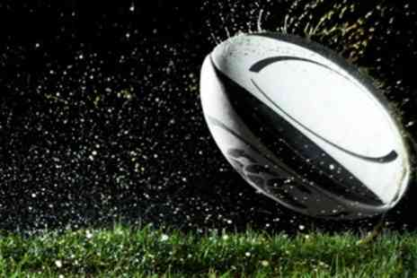 Waterloo Rugby Club - Waterloo Rugby Club Home Game With Two Course Meal For Two - Save 50%