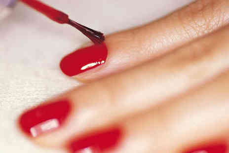 Fake It Beauty and Tanning - Shellac Manicure or Pedicure - Save 50%