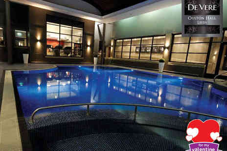 De Vere Oulton Hall - Luxurious Spa Day with Glass of Prosecco - Save 59%
