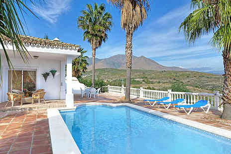 Solmar Villas - Seven night stay villa hire for up to eight - Save 50%