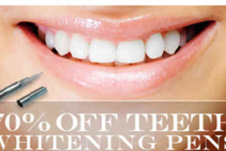 Rite Smile - A gleaming grin teeth whitening pens - Save 70%