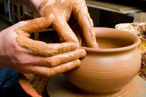 Elemental Ceramics - Pottery Modelling and Painting Workshop - Save 47%