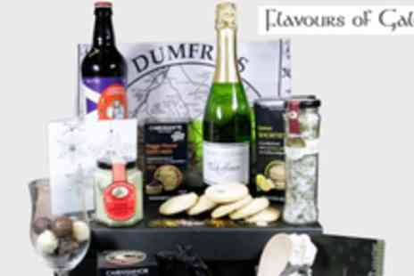 Flavours of Galloway - Great Festive Foray Luxury Hamper - Save 60%