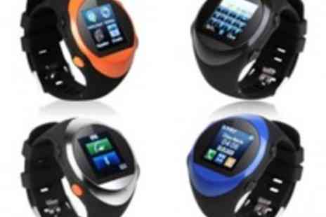 ebuzzworld.co.uk - Smart Watch Mobile Phone - Save 53%