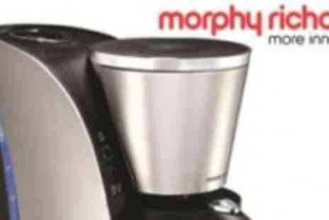 Morphy Richards - Great Looking and Stylish Fresh Coffee Drip Machine - Save 58%