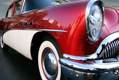 Bristol Classic Car Show - The Great Western Autojumble Celebrating the Rock n Roll Years Entry For One - Save 50%