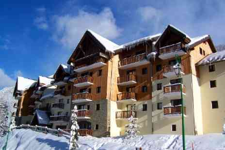 SnowTrex - Self Catering Stay With Lift Pass For Two - Save 48%