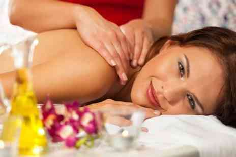 PHairfection - Massage and Facial or Body Wrap For One - Save 63%