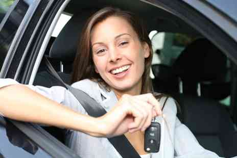 Drivin - Four Hours of Tuition for £19 - Save 76%