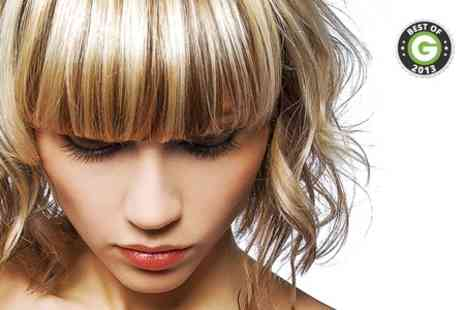 Affinity Hair Design - Highlights or Colour With Cut and Blow Dry  - Save 67%
