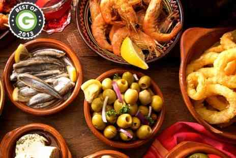 Azucar - Tapas Six Plates For Two  - Save 62%