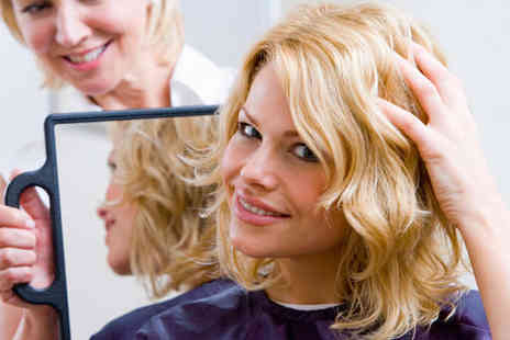 Beauty & Cut - Haircut and Blow Dry - Save 50%
