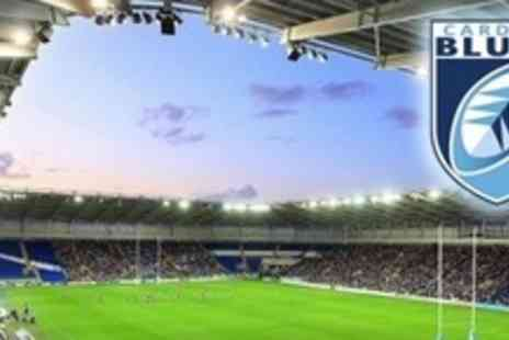 Cardiff Blues - Two Child Tickets to Cardiff Blues V Leinster at Cardiff City Stadium - Save 66%