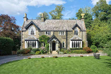 Cedar Manor Hotel - Luxury Fine Dining Getaway in The Lake District - Save 45%
