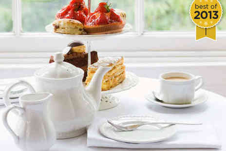 Ocho on the Canal - Afternoon Tea for Two - Save 64%