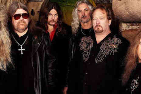 Eventim - Ticket to See Molly Hatchet - Save 39%