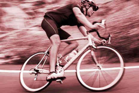 Hamerville Media Group - Ticket to the Bike and Triathlon Show at Manchester Central - Save 50%
