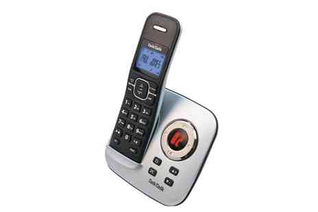 Nimans - TalkTalk TT2030 Twin DECT Phone with Answering Machine - Save 50%
