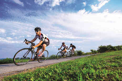 The Bike and Triathlon Show - Adult ticket bike riding and triathlons - Save 50%